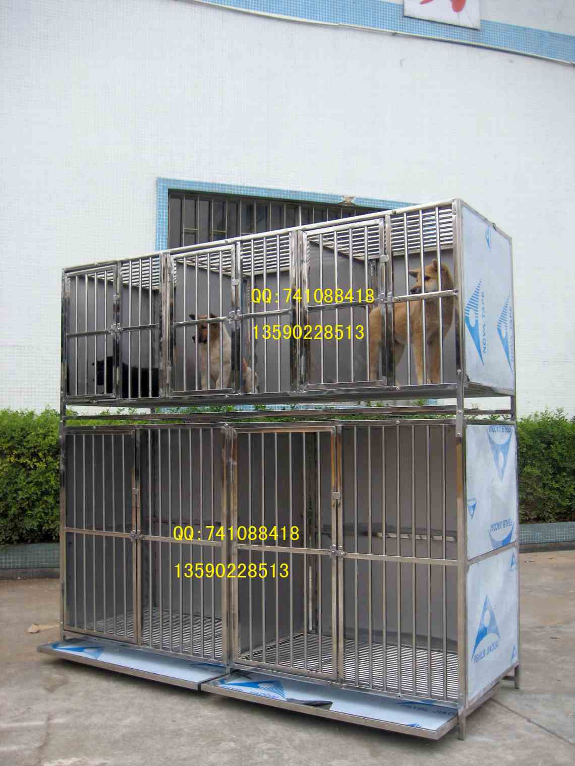 不锈钢狗笼--产笼_不锈钢狗笼